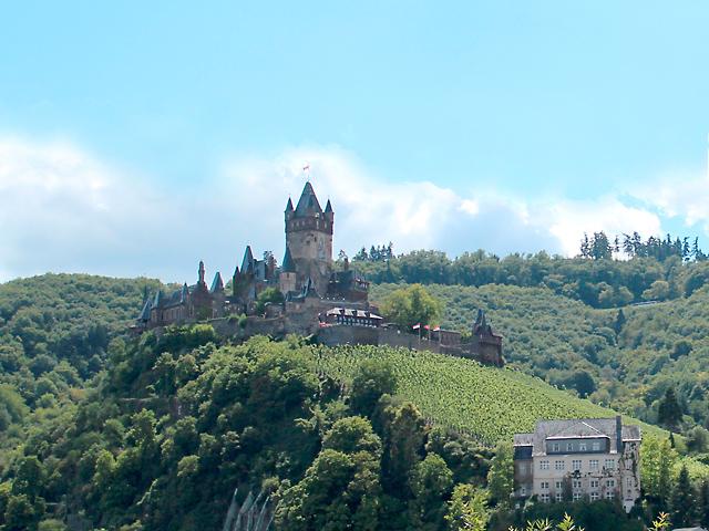 Reichsburg - Cochem
