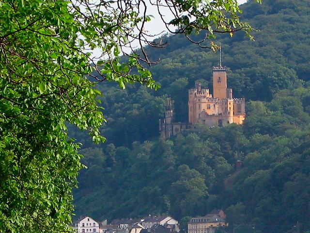Schloss Stolzenfels - Koblenz