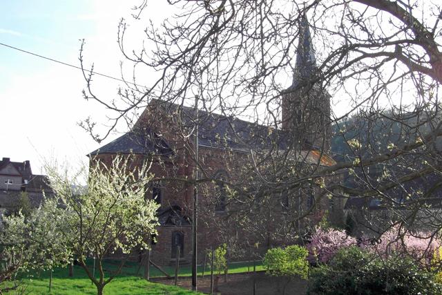 10 Pfarrkirche 1849