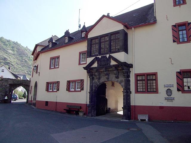 17 Wiltbergschloss - einst Sitz der Grafen von Wiltberg