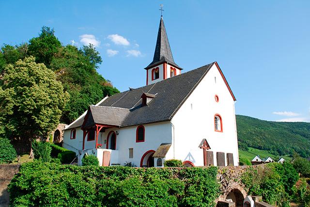 19 Alte St. Michaelskirche 1015, Pfarrkirche bis 1849
