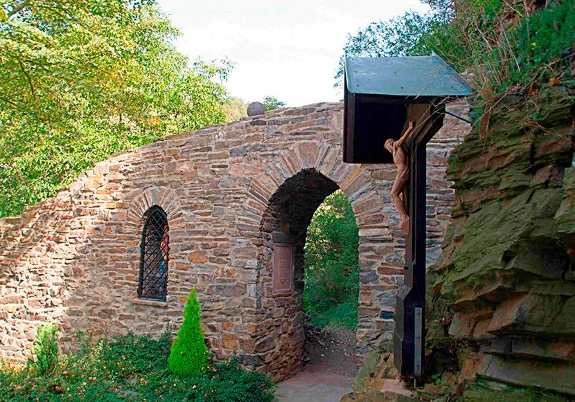 Stadtmauer Alte Kirche